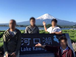 富士山-河口湖